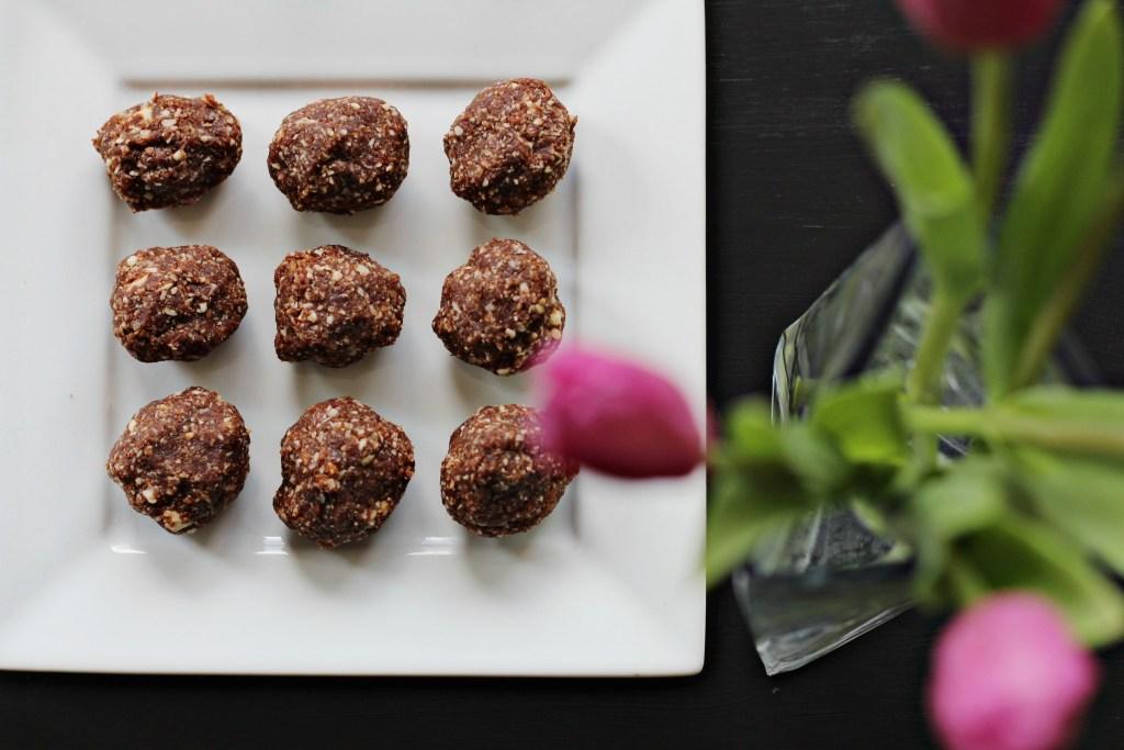 Nutzo Banana Cacao Balls