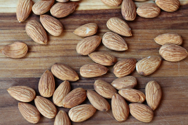 BeingChristina Guest Post on BeingBrigid Homemade Almond Butter