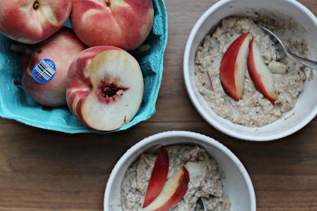 Paleo Peach Porridge
