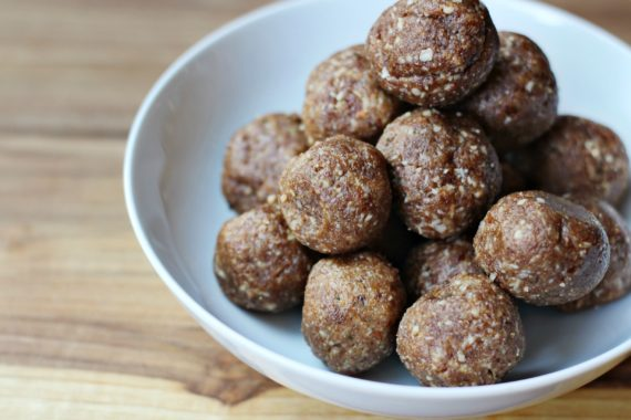 Cinnamon Power Balls
