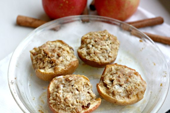 Pegan Apple Crisp