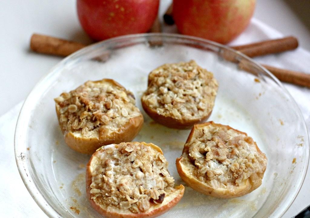Pegan Apple Crisp BeingBrigid