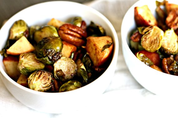 Holiday Brussels Sprouts