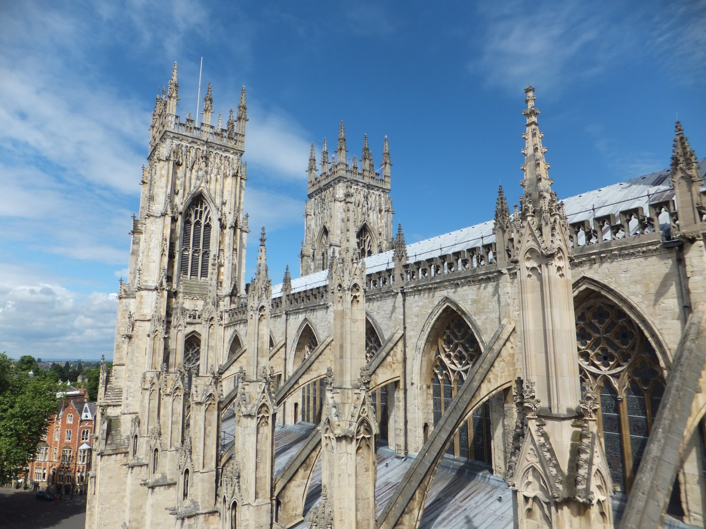Much ado about the Minster