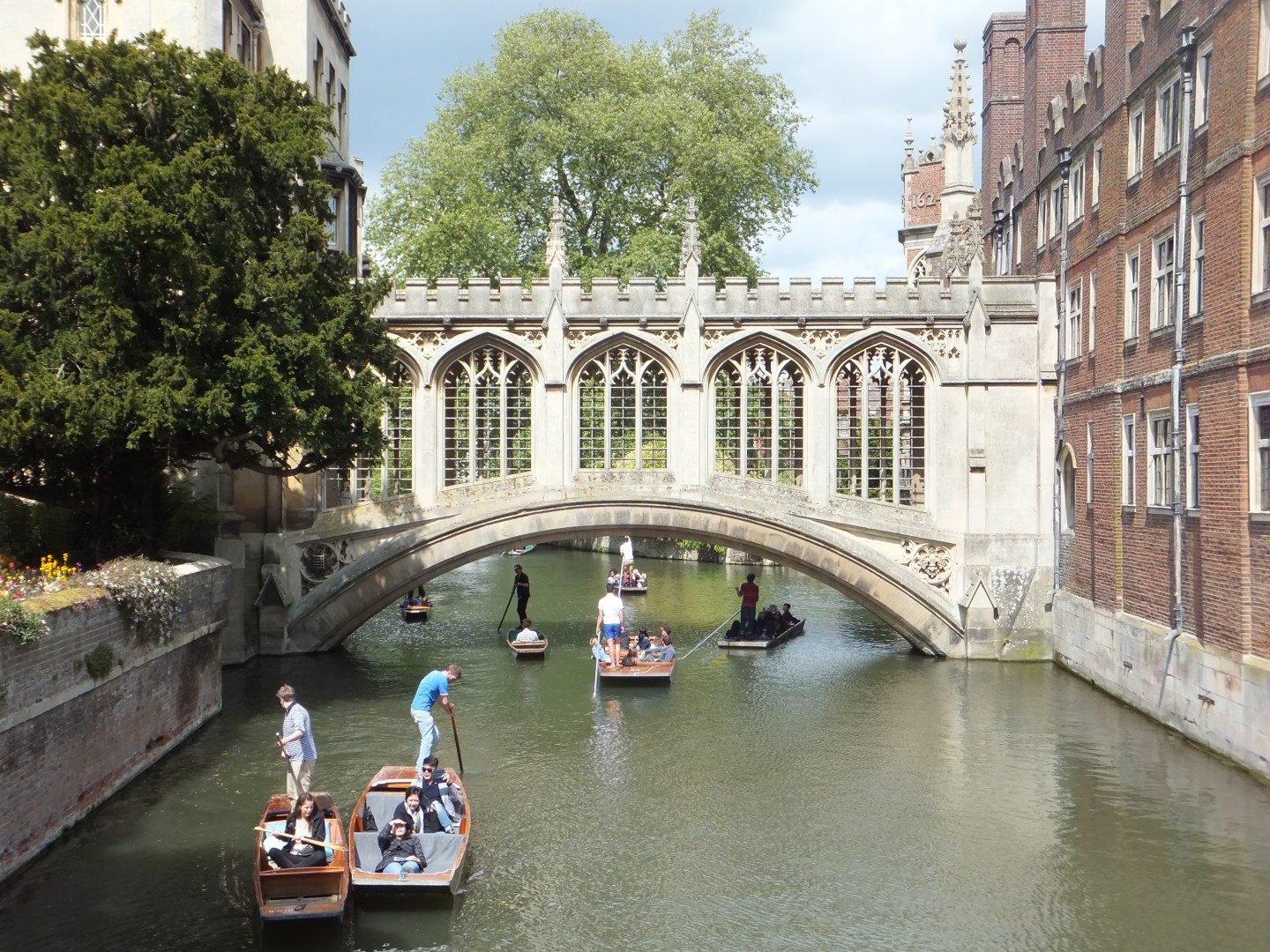 A Weekend in Cambridge