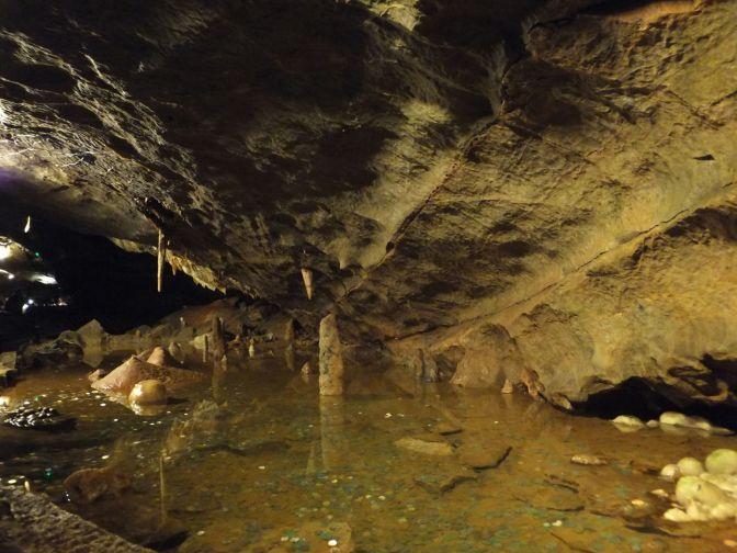 Fairy Pool in Gough's Cave