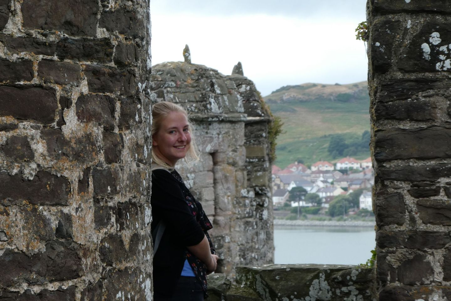 Exploring Castles in North Wales