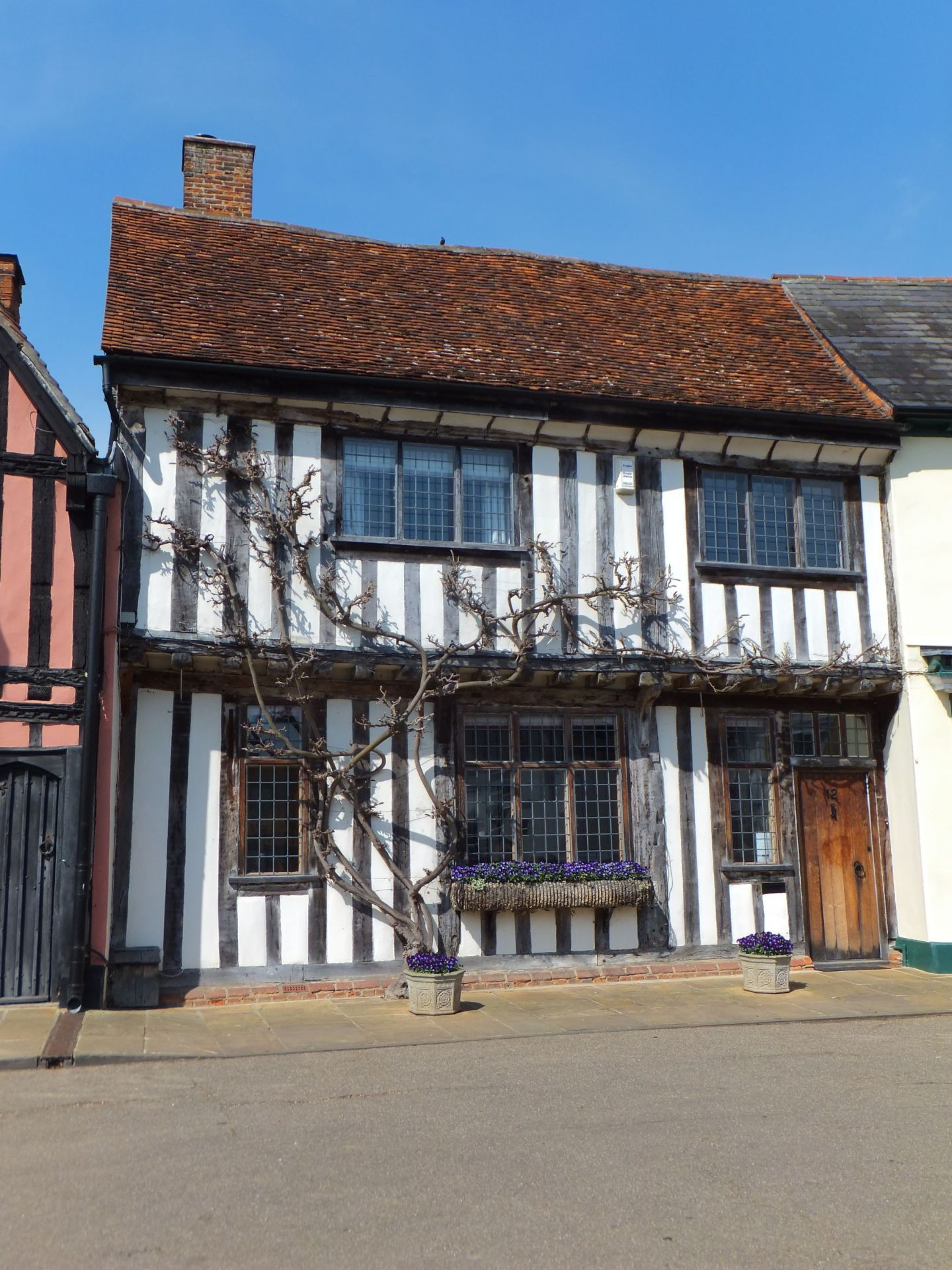 Visiting Lavenham: A day out in Suffolk
