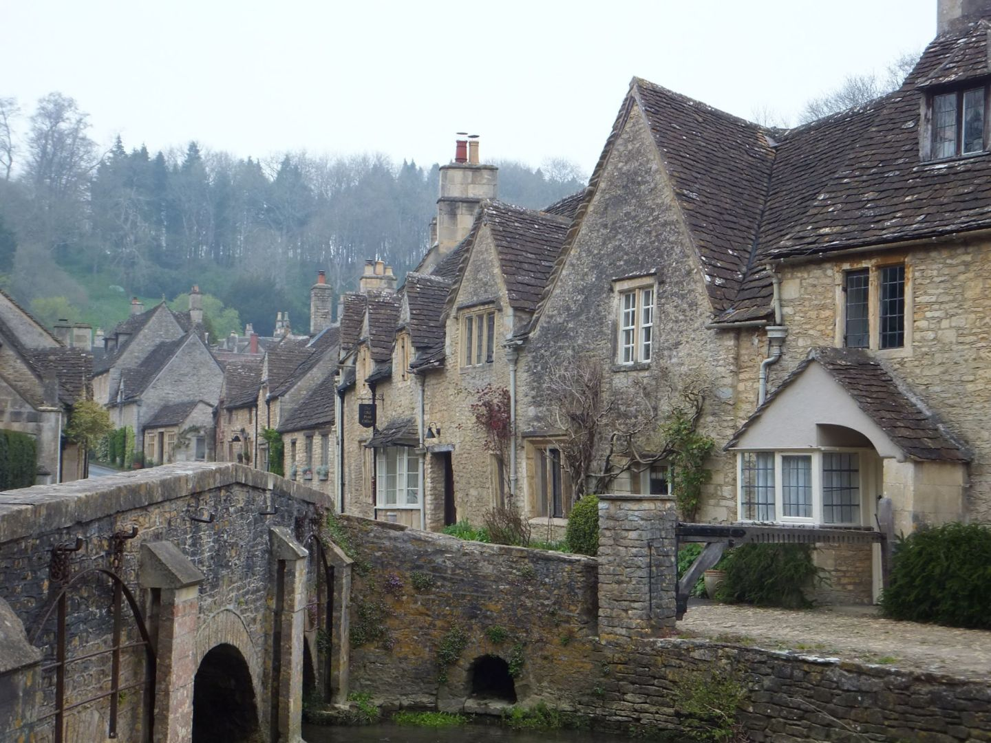 Exploring the Southern Cotswolds: Castle Combe, Tetbury and more