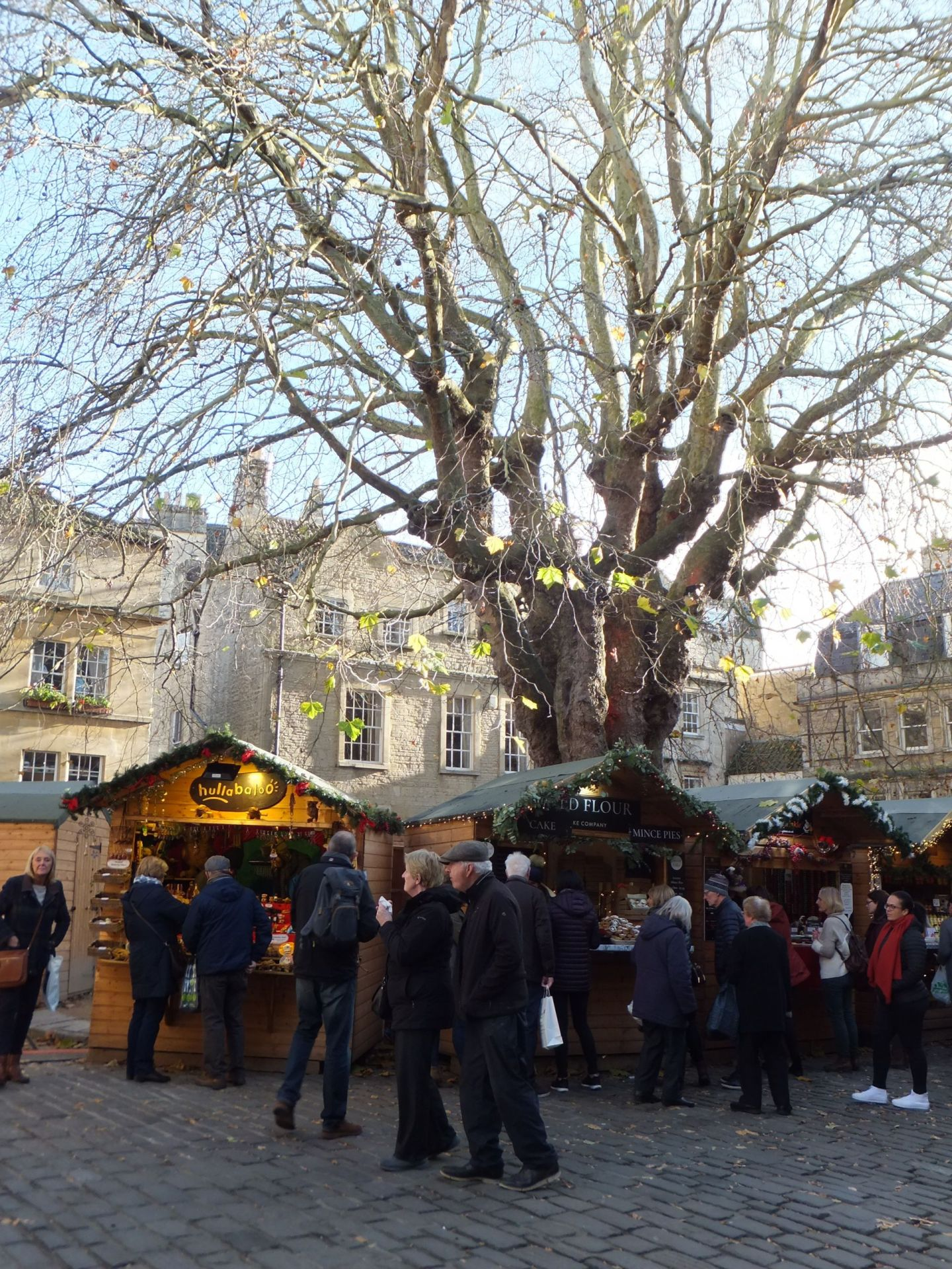 A festive day out at Bath Christmas Market