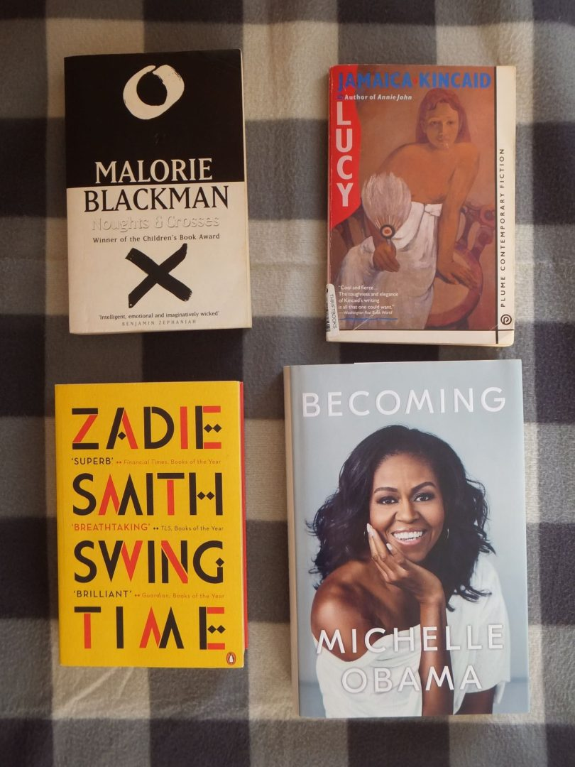 Diversify my book shelf: a short reading list