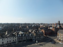 View from Clifford's Tower