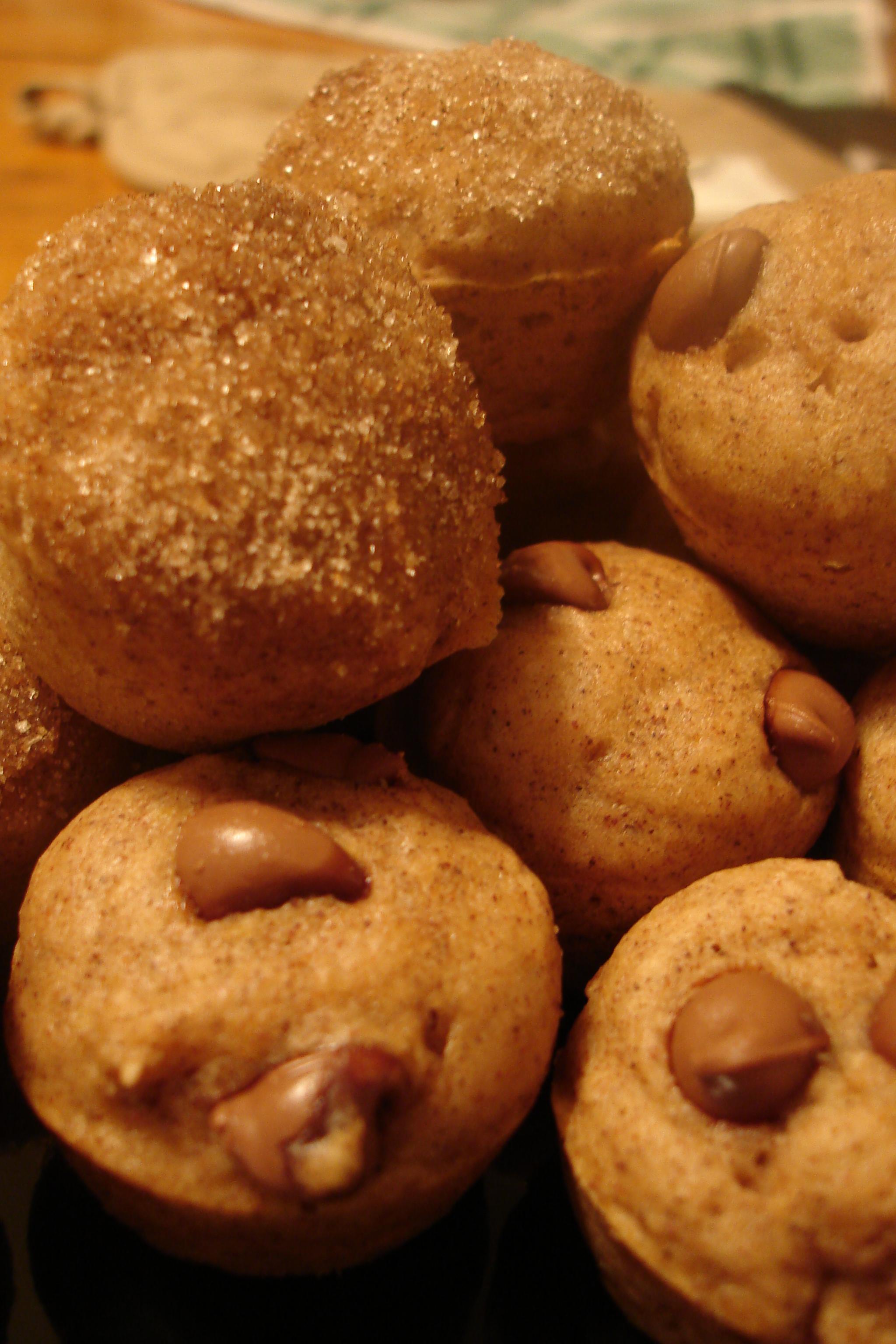 Applesauce Cinnamon Mini Muffins A New Peanut Free Snack