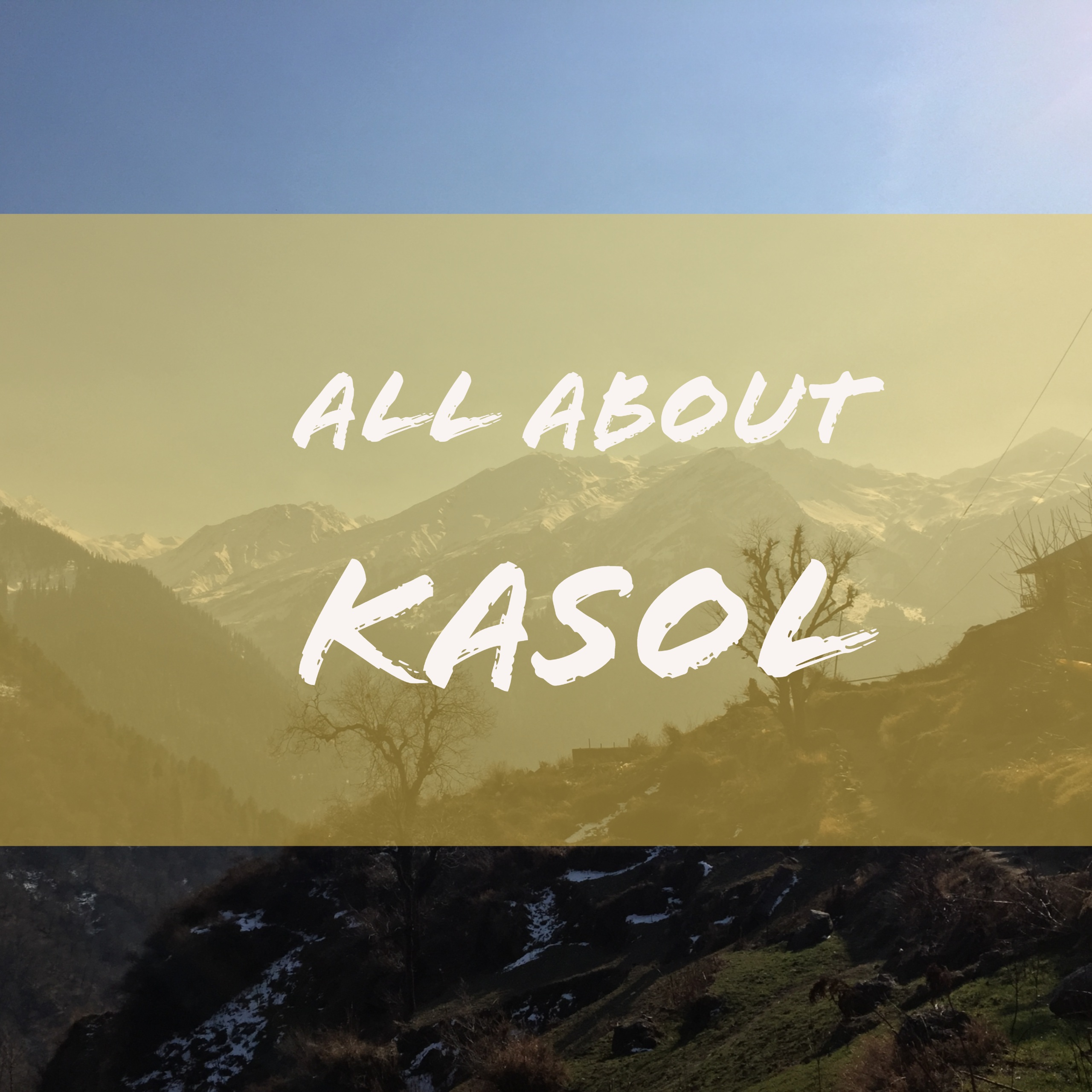 A Complete Guide to Kasol