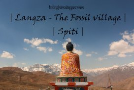 Langza Village Spiti valley_Beinghimalayan