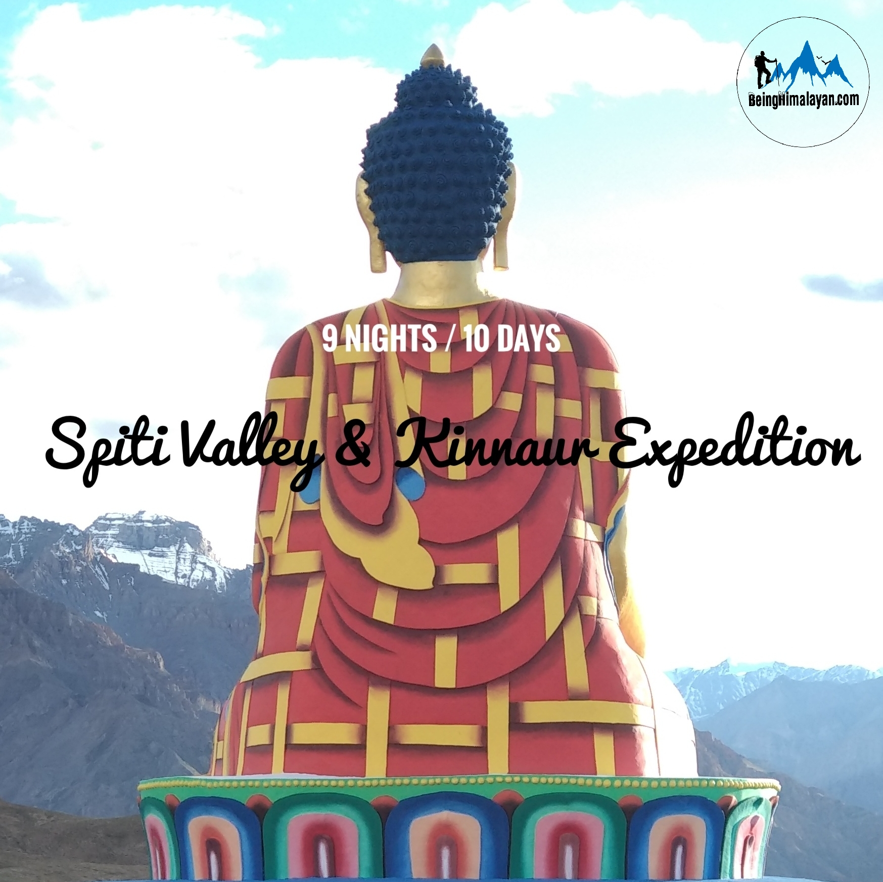 Spiti Valley via Shimla 9 Nights – 10 Days