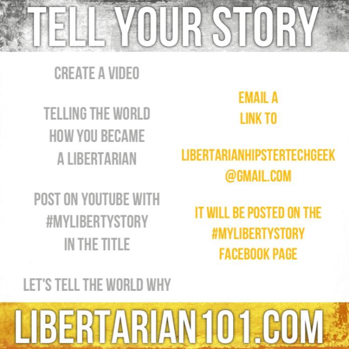 #MyLibertyStory