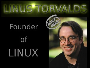 Linus Torvalds: Founder of Linux