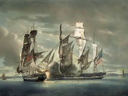 free market and naval defense