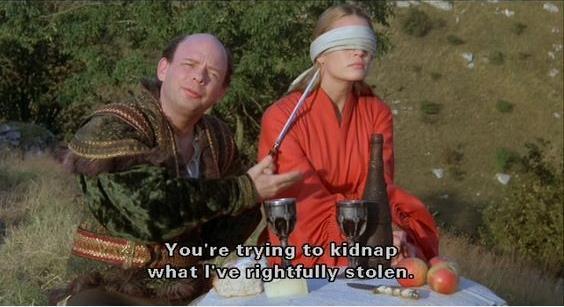 kidnap what i've stolen