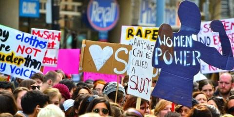 The Decline of Feminism