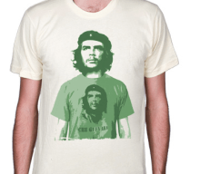 Why I Love Che Guevara T-Shirts