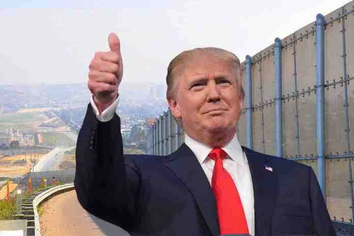 GoFundMe, border wall