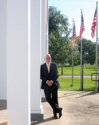 Libertarian POTUS Candidate Armstrong