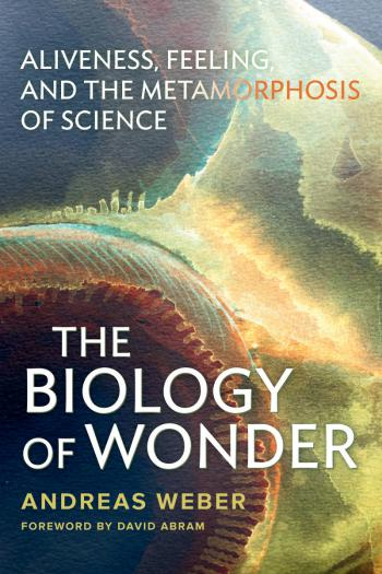 Biology of Wonder book cover.