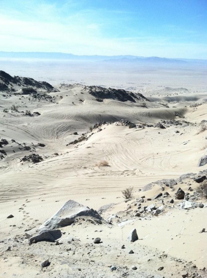 Superstition Desert