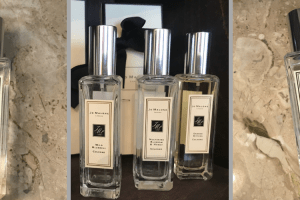 My favorite Jo Malone Scents