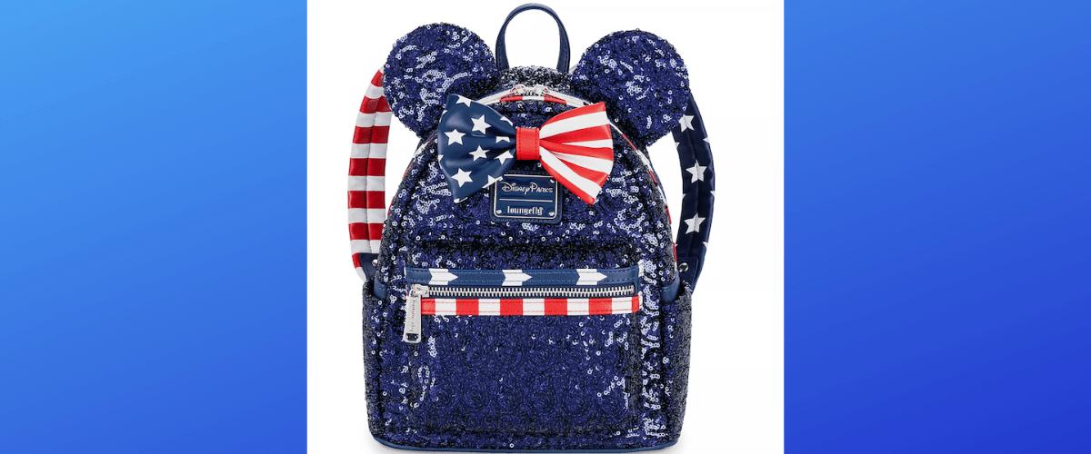 Patriotic Finds for Summer on Shop Disney!