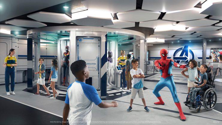 Disney-Wish-Disneys-Oceaneer-Club-Marvel-Super-Hero-Academy-scaled