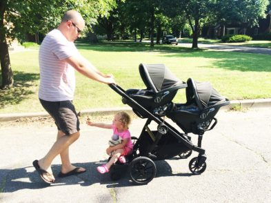 The Best Stroller For Twins City Select Lux Being Robinson