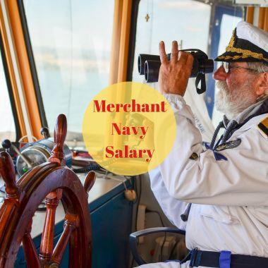 merchant navy salary