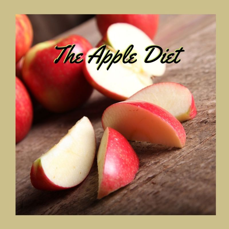 The Apple diet - beings of universe