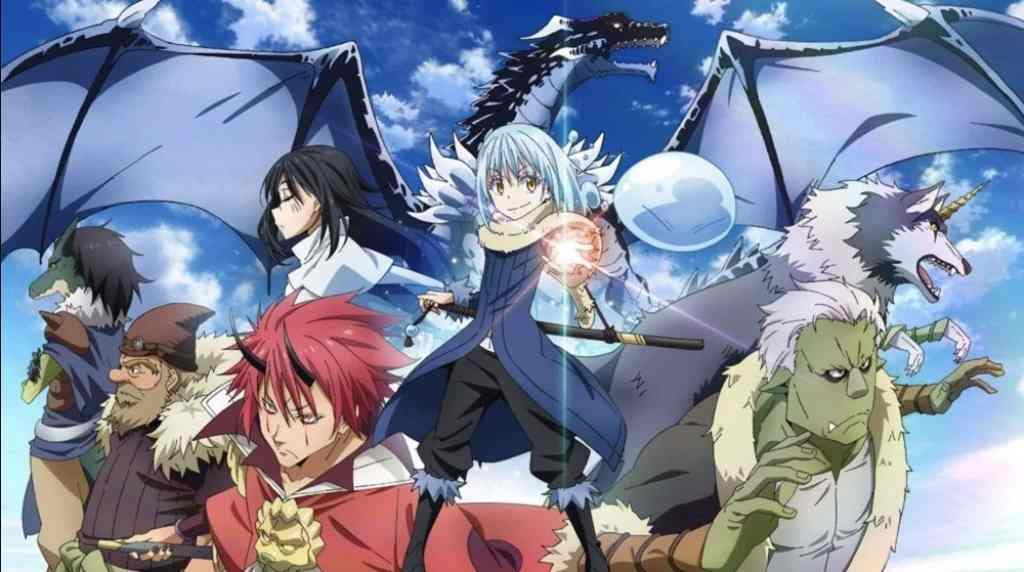 best Isekai Animes