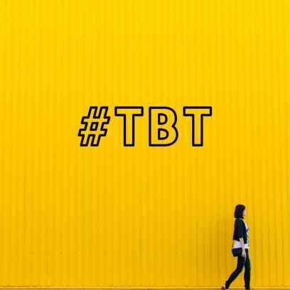 #tbt meaning