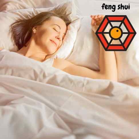 best sleeping direction feng shui