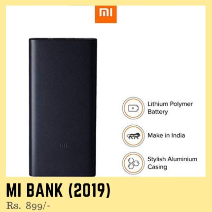 mi power bank under 1000