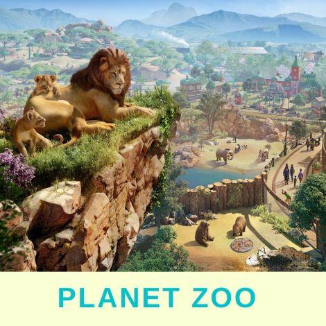 planet zoo alternative
