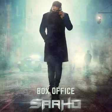 saaho box office