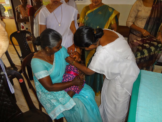 Why you should support the Pulse Polio Immunization Programme