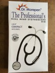 dr more pen stethoscope st03