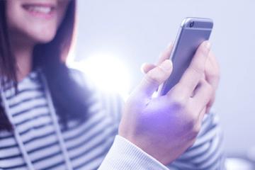 mobile phone fitness tracker