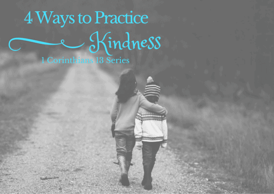 Do You Think You Have to be Kind?