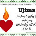 Ujima: Teamwork Makes the Dream Work with Kwanzaa