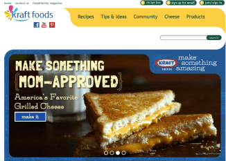 Kraft Cheese Brand Strategy