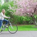 Bicycle is a Girl's Best Friend