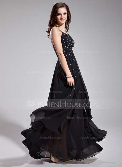 Black-Prom-Gown